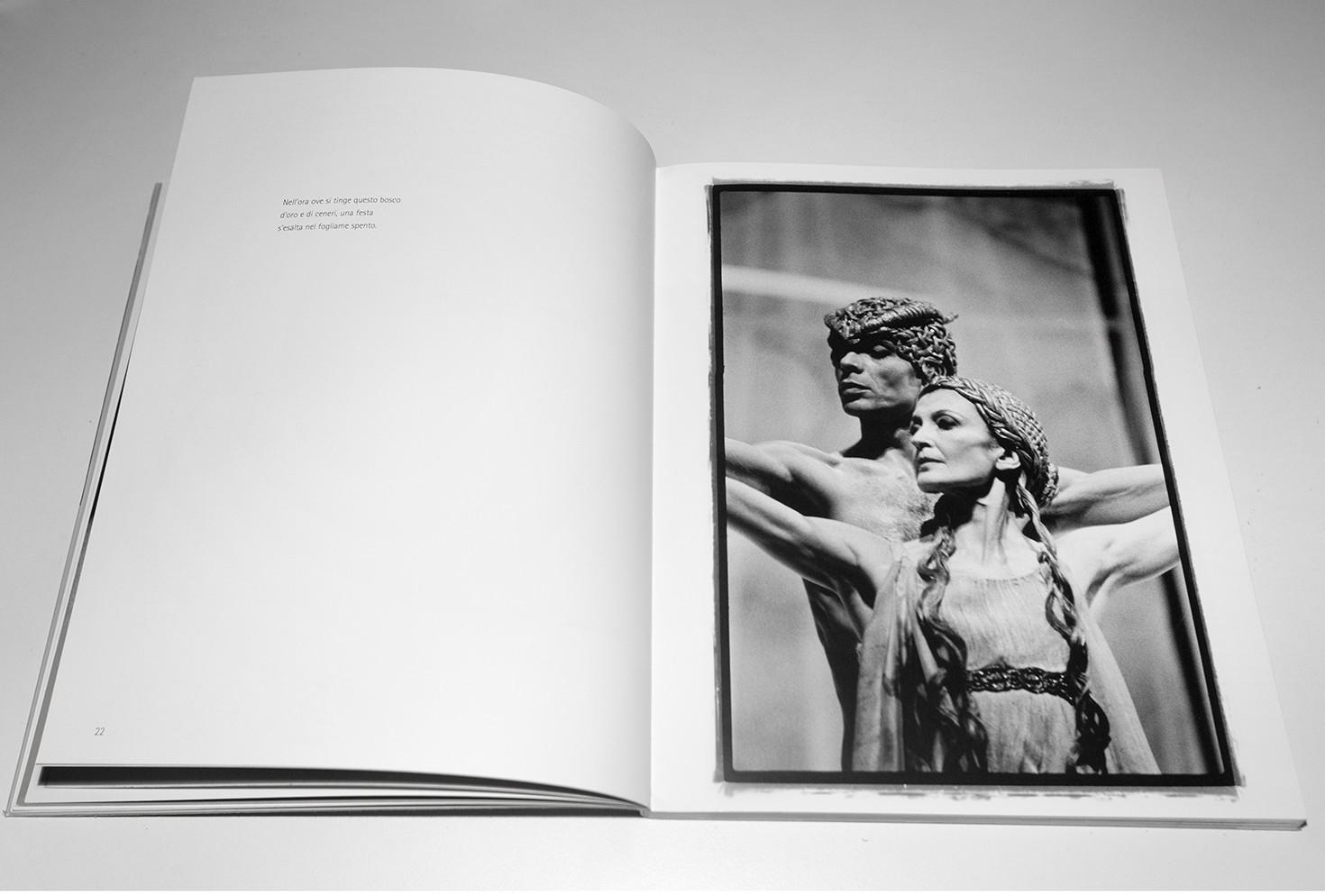 'Nijinsky..reminiscenze di un pazzo', Teatro Comunale Niccolini,1999