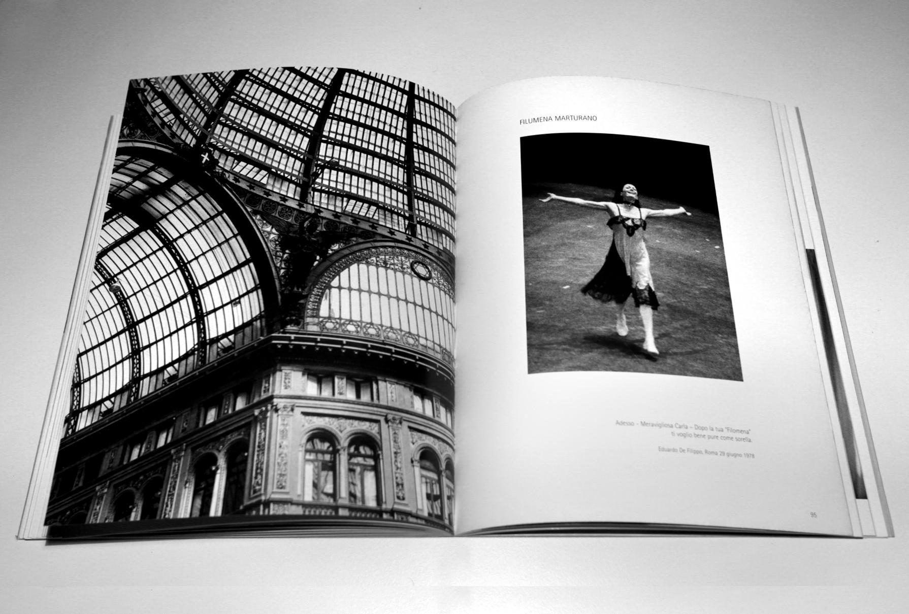 'Filumena Marturano' subject by Eduardo De Filippo, Teatro San Carlo, Napoli, Italy, 2000