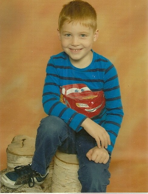 Mein Enkel, Julien Arnim Dannenberg