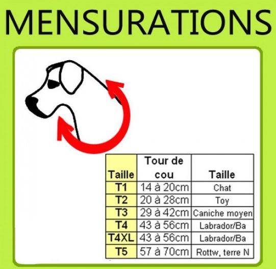 tableau mensuration