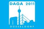 Logo der DAGA 2011 in Düsseldorf