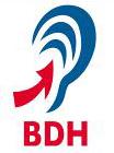 Logo des BDH, Berufsverband Deutscher Hörgeschädigtepädagogen