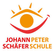 Logo der Johann Peter Schäfer Schule in Friedberg