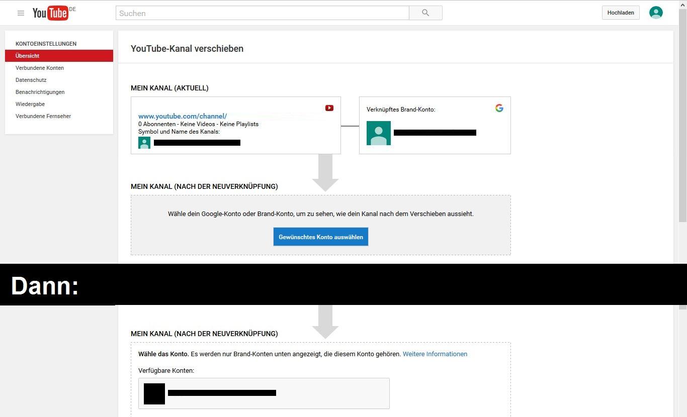 Ein neuer YouTube-Kanal: Das gilt es zu beachten! - BergfelderVideos780