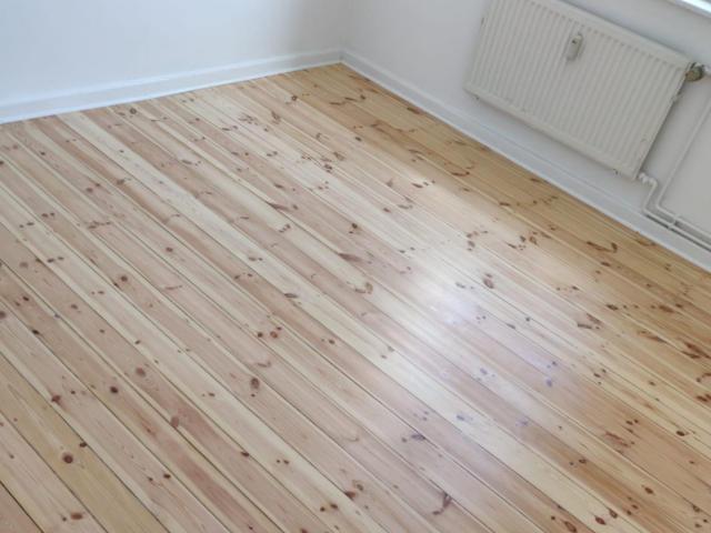 Fußbodenverlegung - der neue Boden