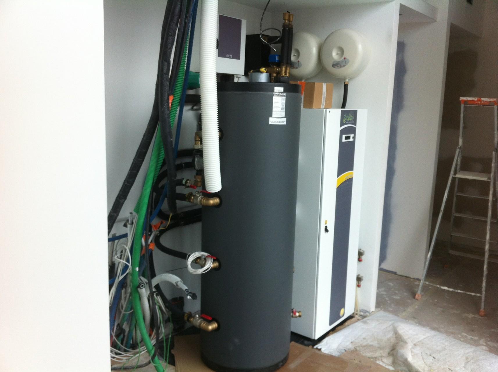 Générateur géothermique