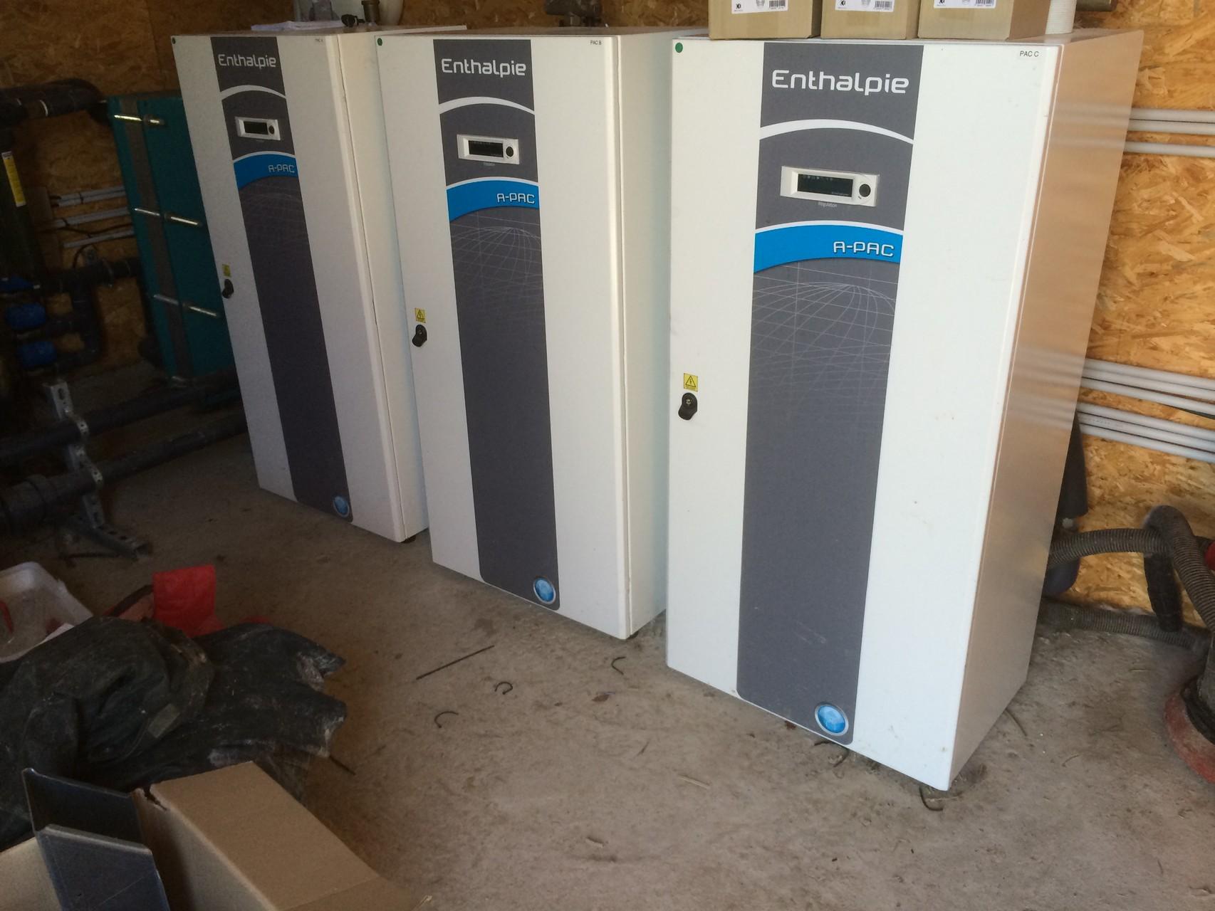 Générateur aquathermique