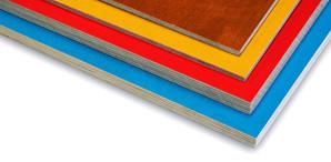 KoskiDecor eco - Transluzente Oberflächen in neuer Farbvielfalt
