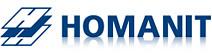 Logo & Link: Homanit Hersteller von verschiedenen HDF Holzwerkstoffen
