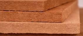Holzfaser-/Weichfaserdämmplatten