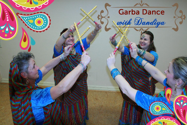 Garba Dance auf unserer Bollywood Tanzfläche