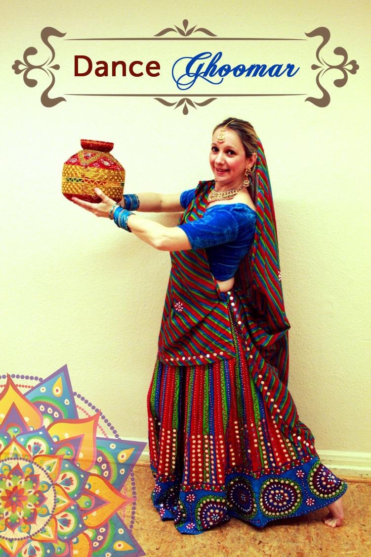 Dance Ghoomar