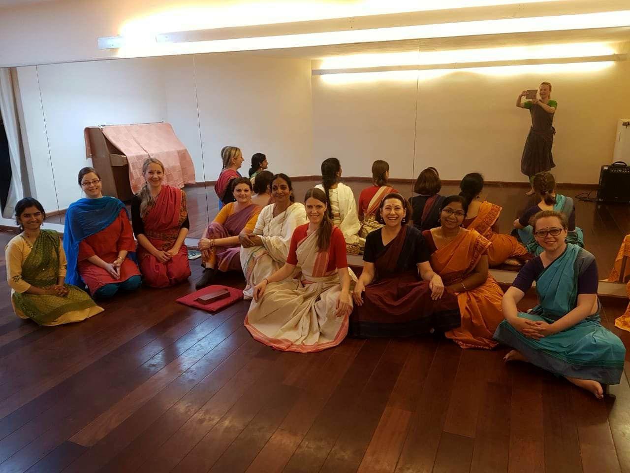 Mohiniyattam Workshop mit Guru Shyamala Surendran