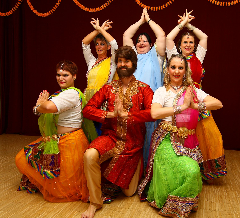 Unsere Spirit of India Jahresshow