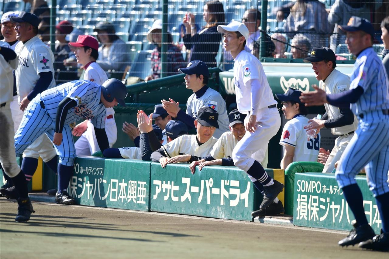 長野 高校 したらば 野球 県