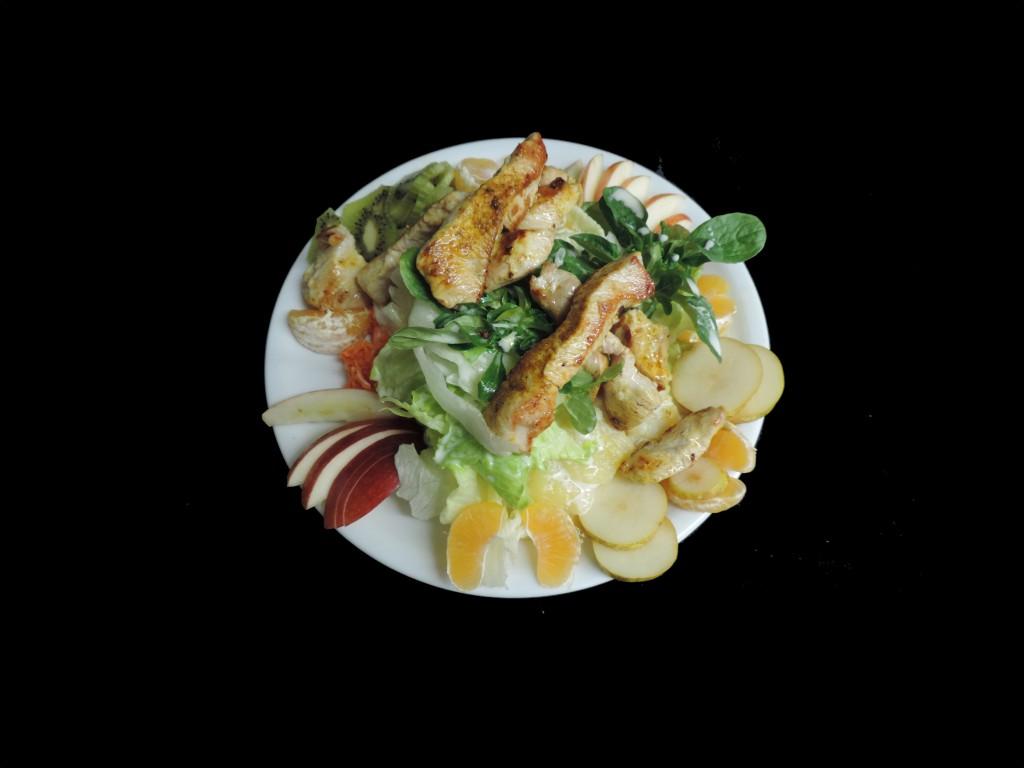 Unser beliebtester Salat: Der Vitness Salat