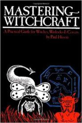 """Paul Huson in """"Mastering Witchcraft"""" (uno dei miei libri preferiti) consiglia ai nuovi praticanti di recitare il Padre Nostro al contrario, non per creare aspiranti satinasti da salotto, ma per aiutare a smuovere le paure e il senso del proibito ."""