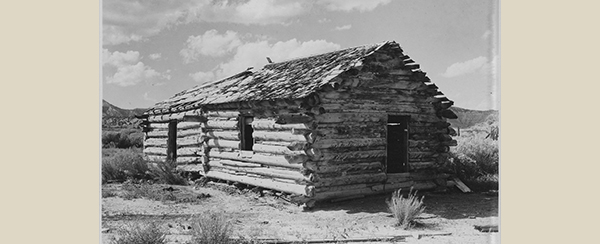 EARLY HOME OF EBENEZER BRYCE