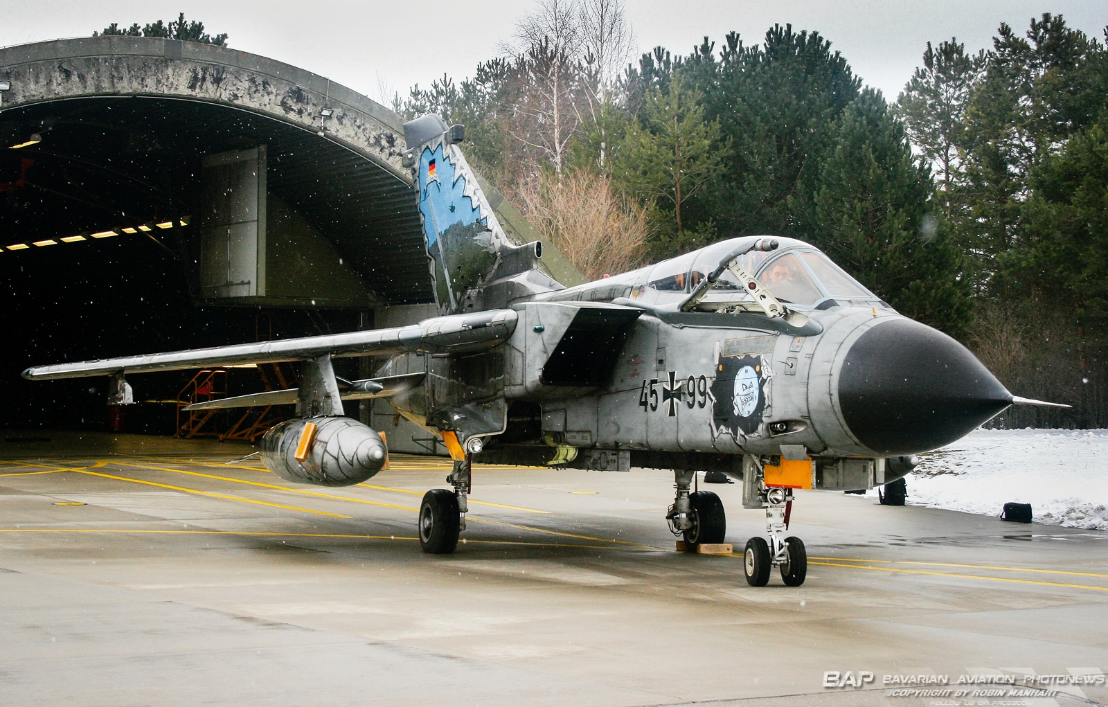 Tornado 45+99 55.555 Flight Hour s Holloman GAFTC at Lechfeld !