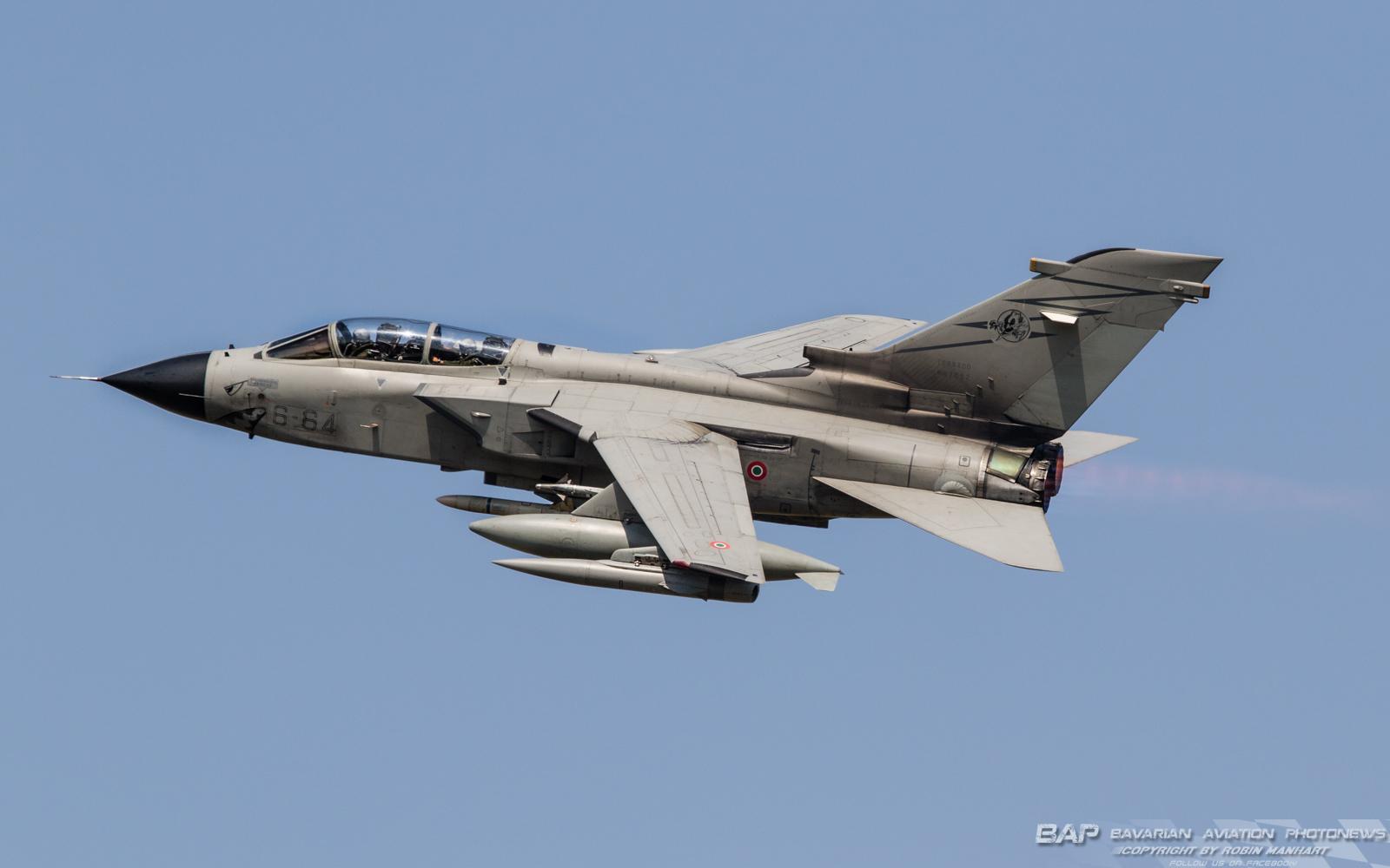 MM7052 6-64 Tornado ECR/IT 155°Gruppo / 6th Stormo @ Lechfeld (LCH/ETSL)