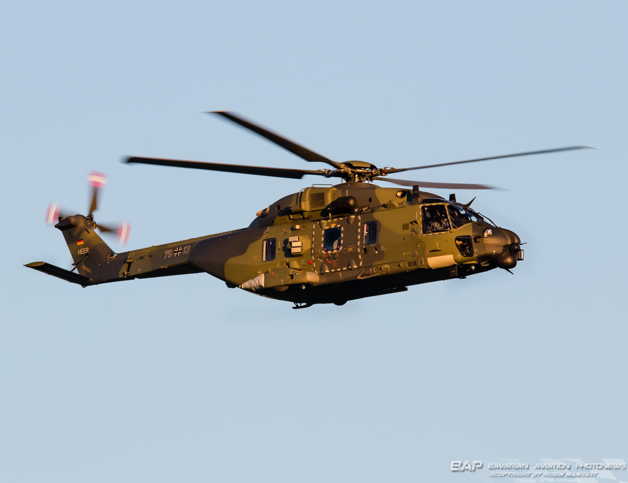 79+13 NH90 TTH THR30 GAA;