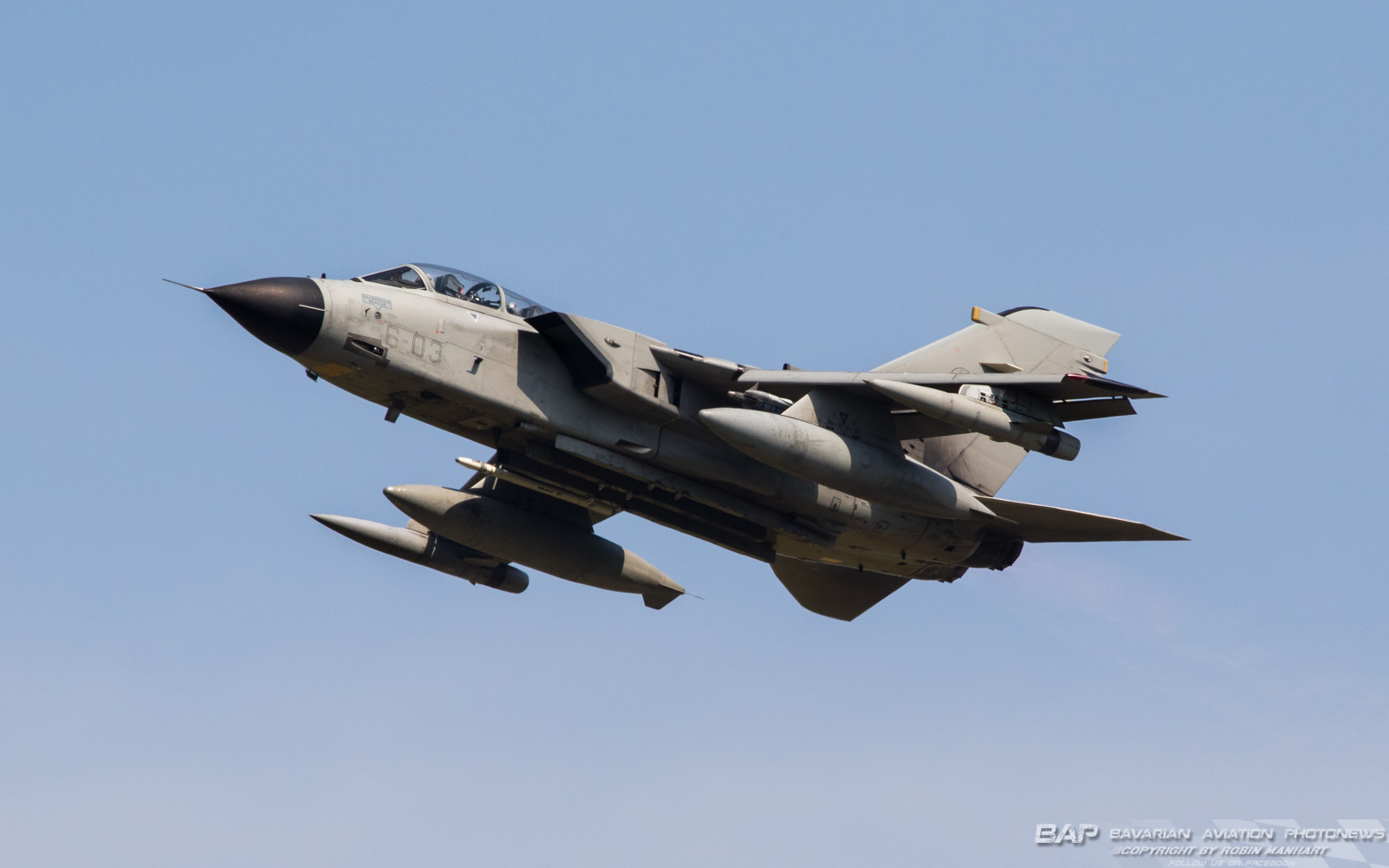 MM7084 6-03 Tornado IDS 6th Stormo ITAF @ Lechfeld (LCH/ETSL)