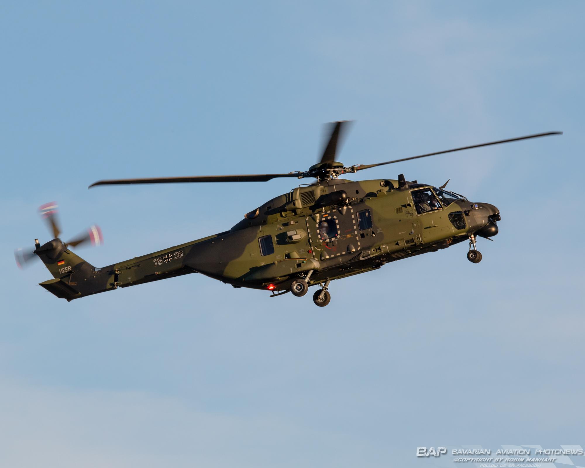 78+36 NH90 TTH THR30 GAA;