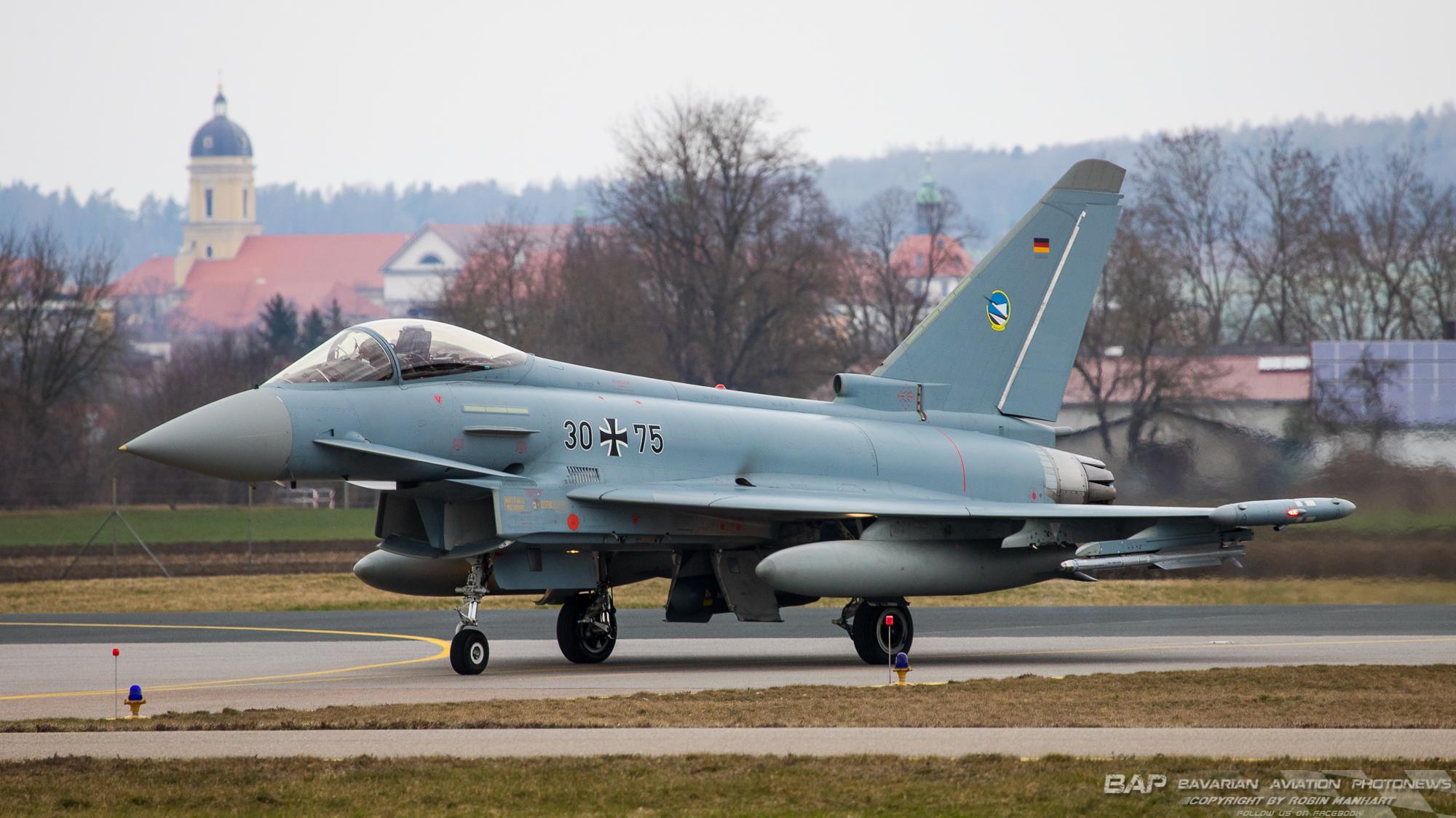 30+75 Eurofighter  TLG 74