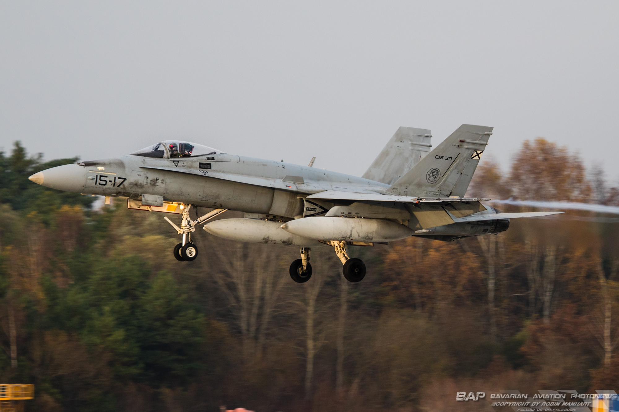 C.15-30/15-17 EF-18M ALA15 AME;