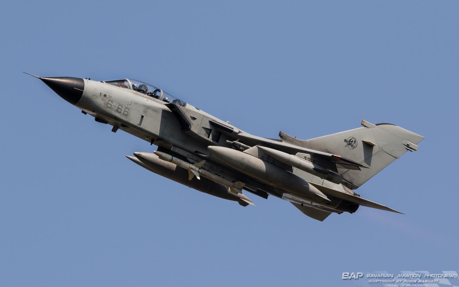 MM7059 6-66 Tornado ECR/IT  155°Gruppo / 6th Stormo ITAF @ Lechfeld (LCH/ETSL)