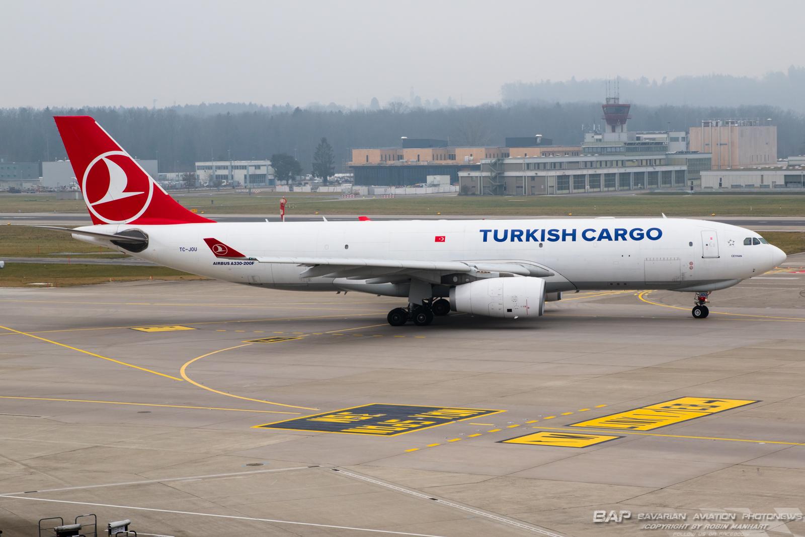 TC-JOU A332F TURKISH CARGO