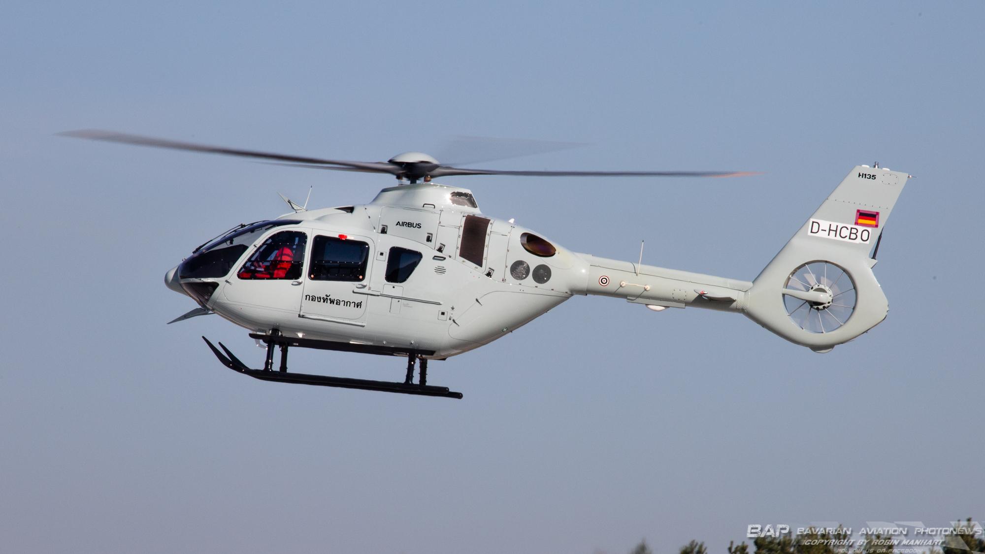 H135 Royal Thai Air Force