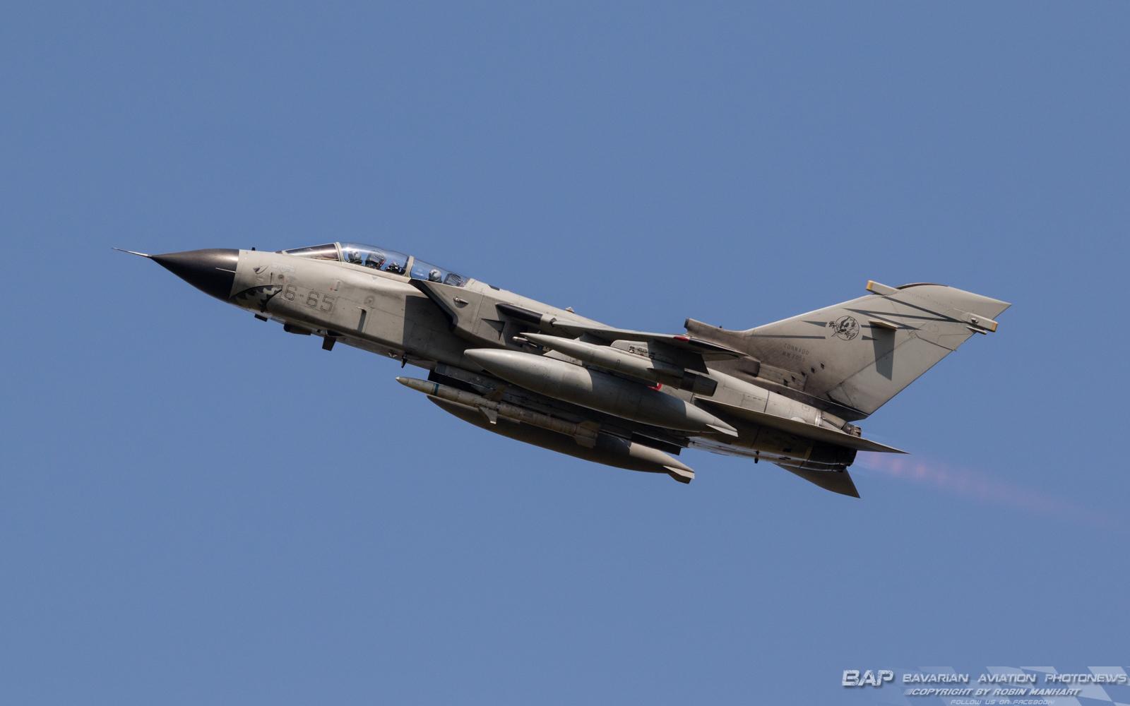 MM7055 6-65 Tornado ECR/IT  155°Gruppo / 6th Stormo ITAF @ Lechfeld (LCH/ETSL)