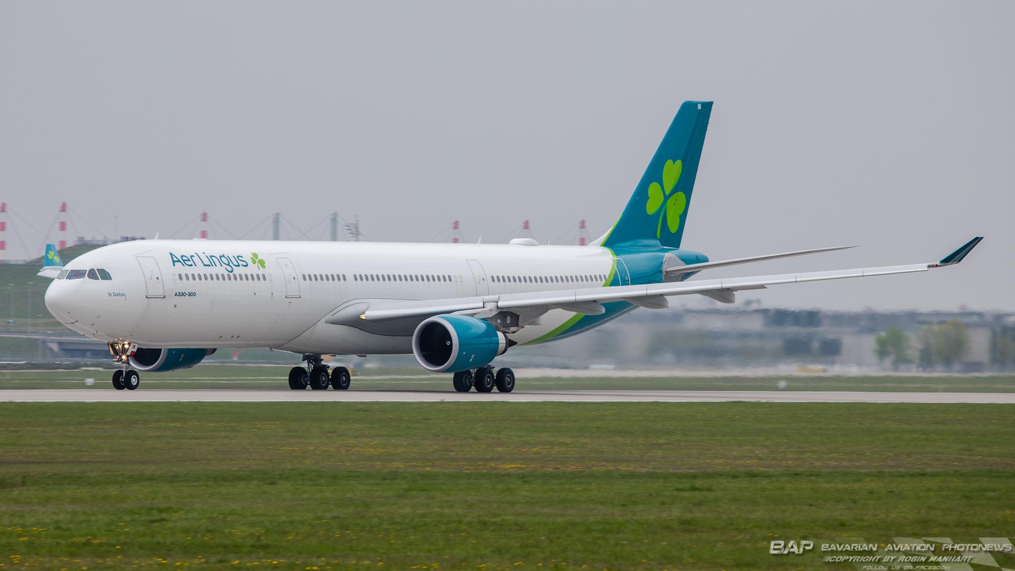 "EI-EIN A333 AER LINGUS ""NEW C/S"""