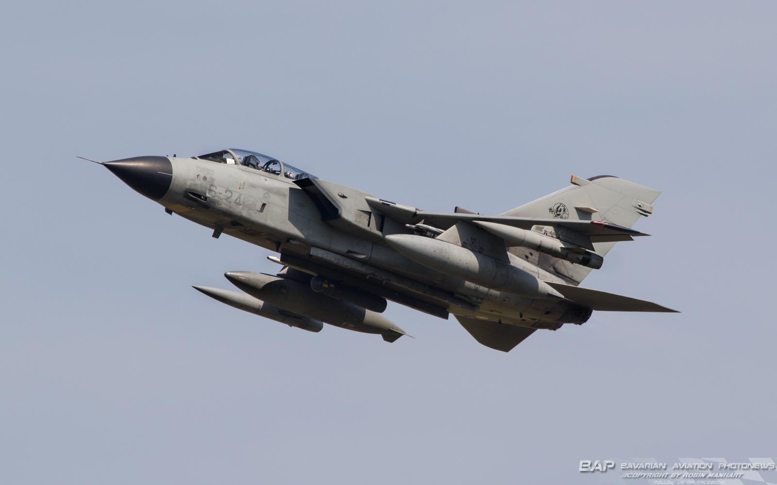 MM7064 6-24 Tornado IDS 6th Stormo ITAF @ Lechfeld (LCH/ETSL)