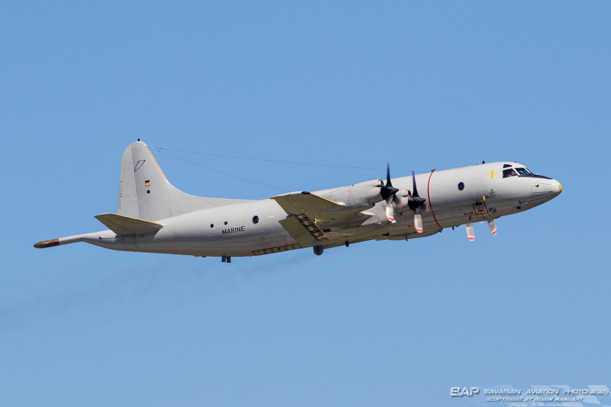 60+05 P-3C Orion MFG 3 German Navy;