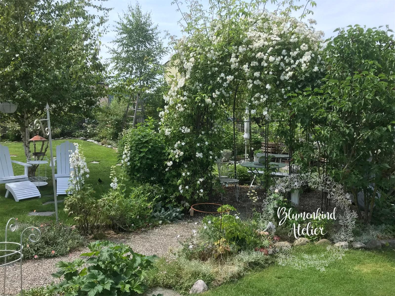 Sommer im Cottage Garden