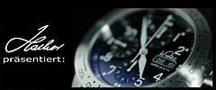 Productshot: Hacher Chronograph WRC 2.4.14 Edition Walter Röhrl