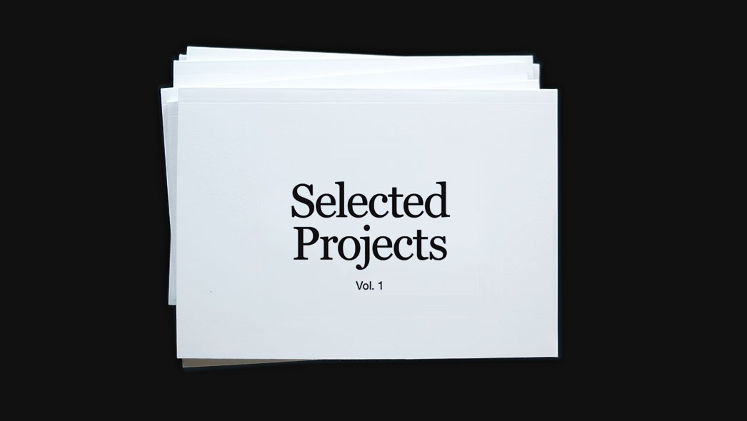 «Selected Projects» Publikation, Cover, World-Architects.com