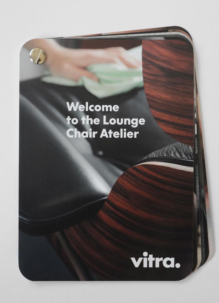 Einladung Vitra Eames Chair Atelier