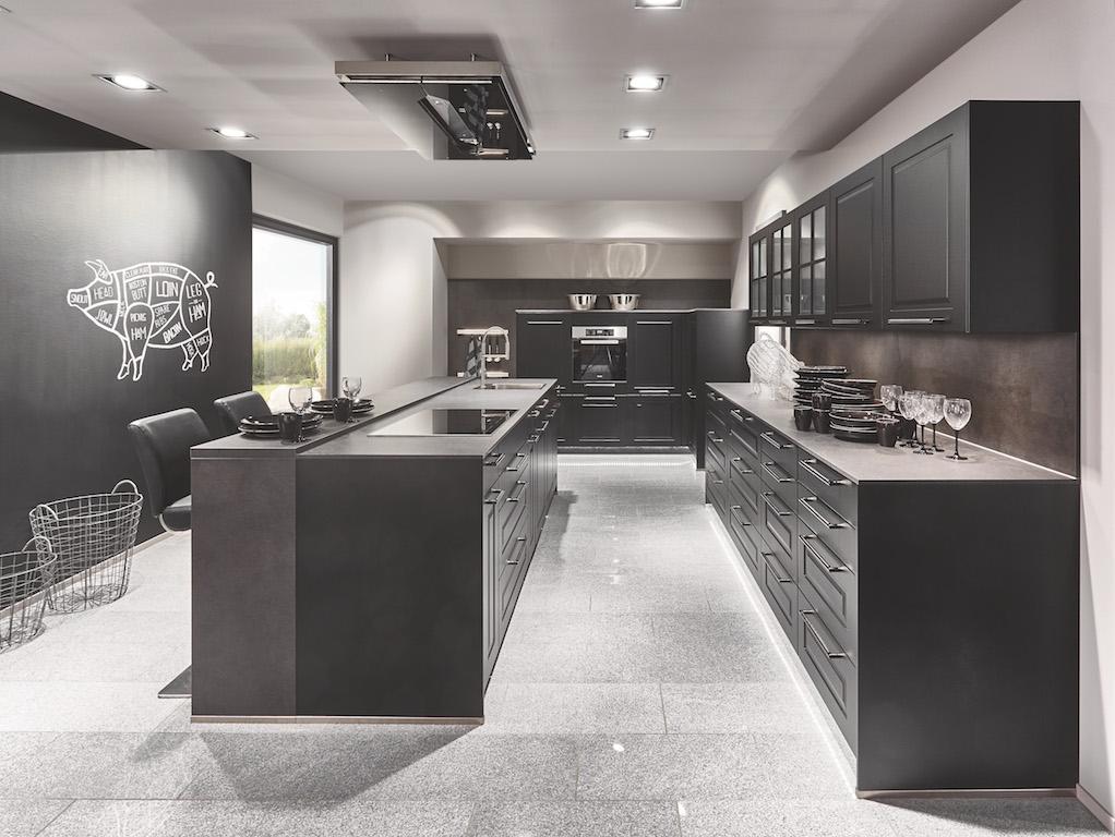 ... Used Look Griffe   Entsteht In Diesen Küchen Ein Hoher Wohlfühlfaktor  Und Lässt Somit Ihre Neue Küche Zu Einem Ruhepol In Ihrem Eigenheim Werden.