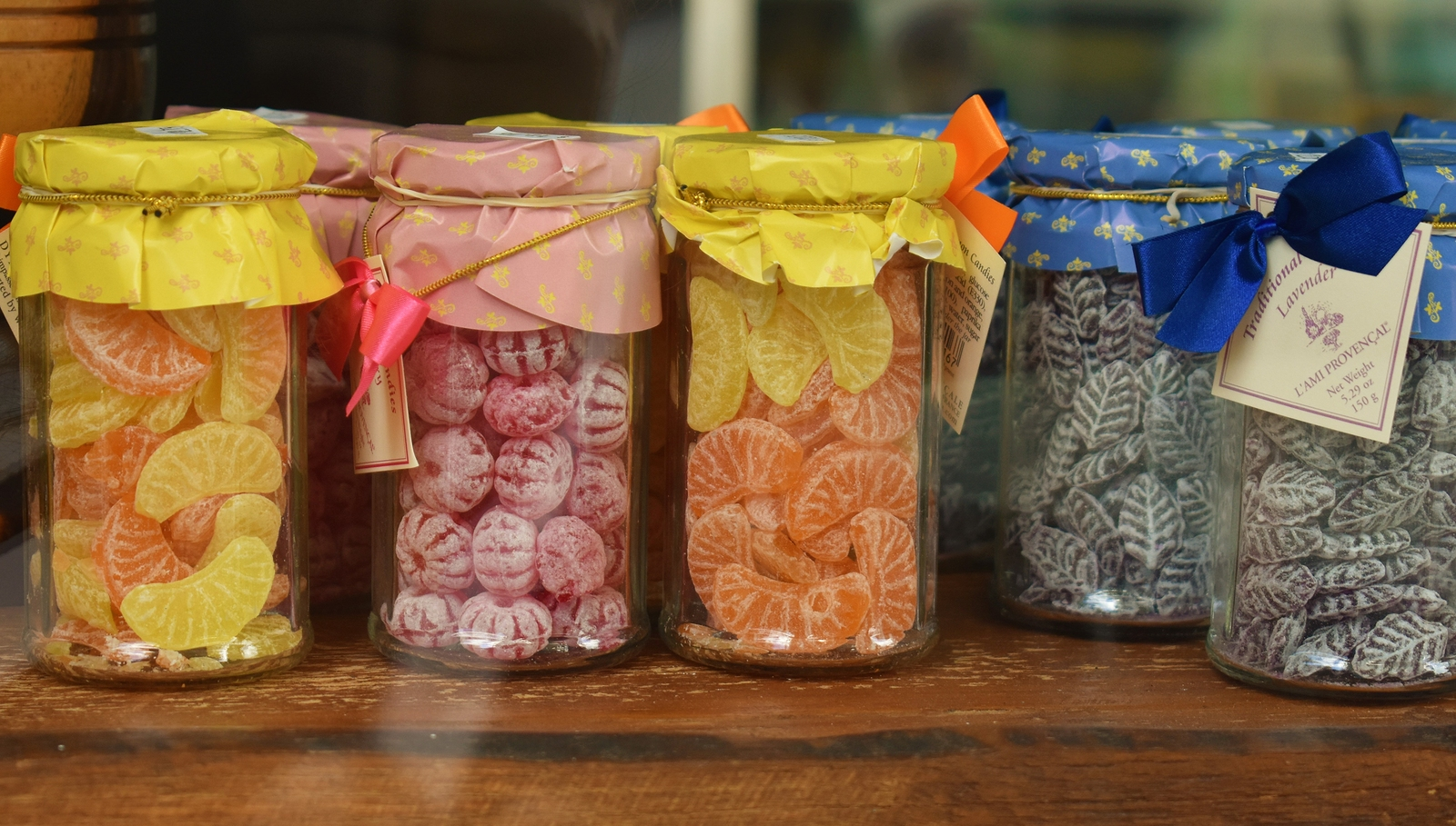 Candy Jar Favours