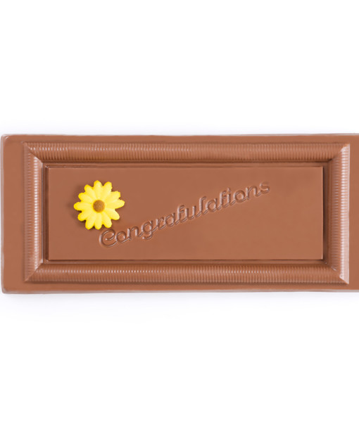 Congratulations Plaque