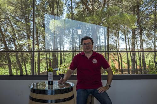 ボデガス・べガルファロ:醸造家 ロドルフォ・バリエンテ