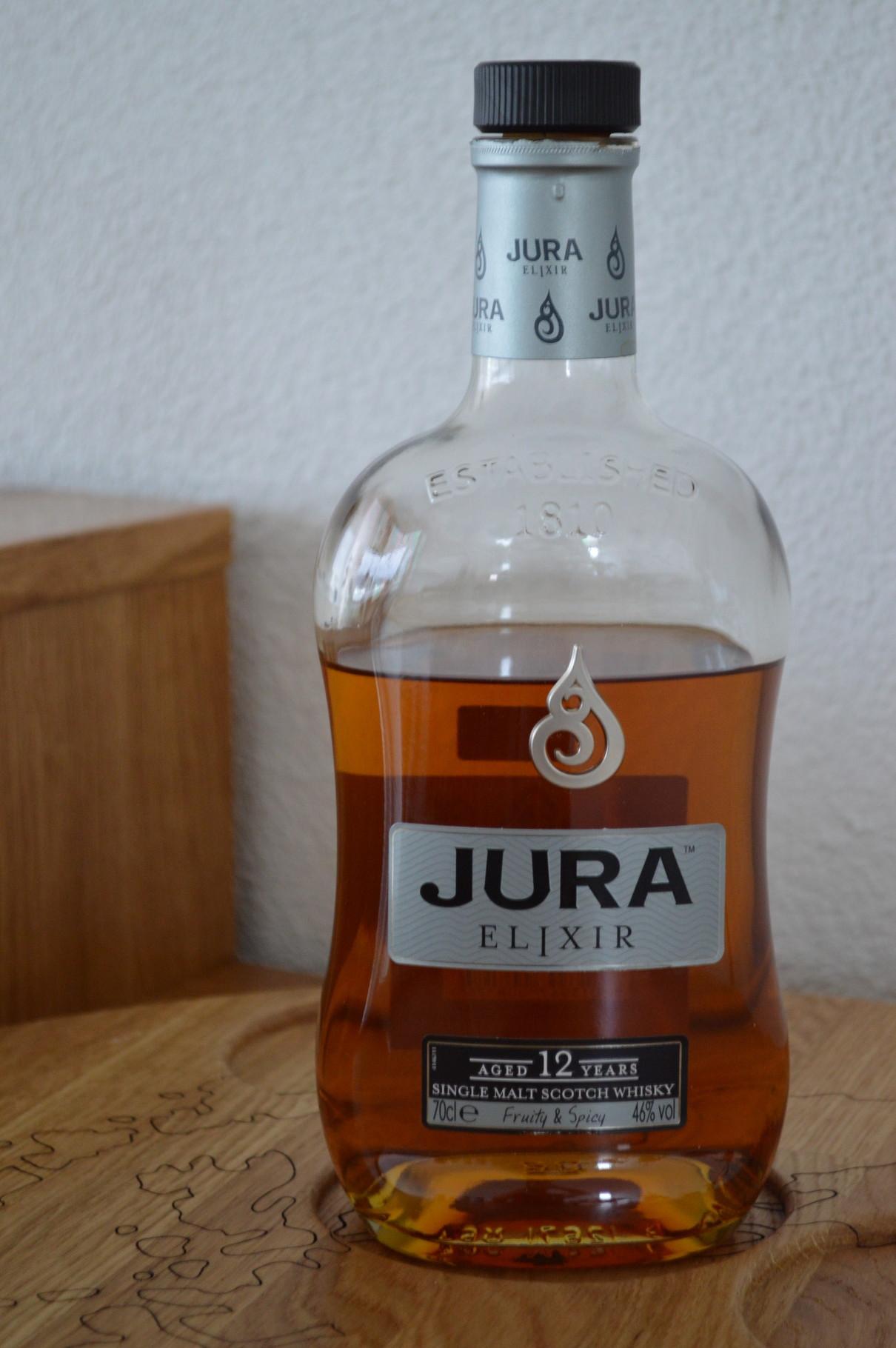 ISLANDS - Jura* - Aged: 12 years - Bottler: Original - 70cl - 46% - Elixir