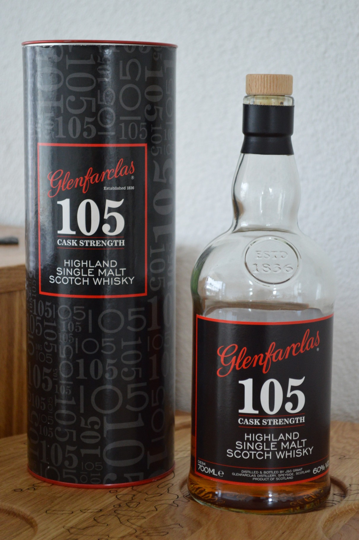 SPEYSIDE - Glenfarclas* - Bottler: Original - 70cl - 60% - 105