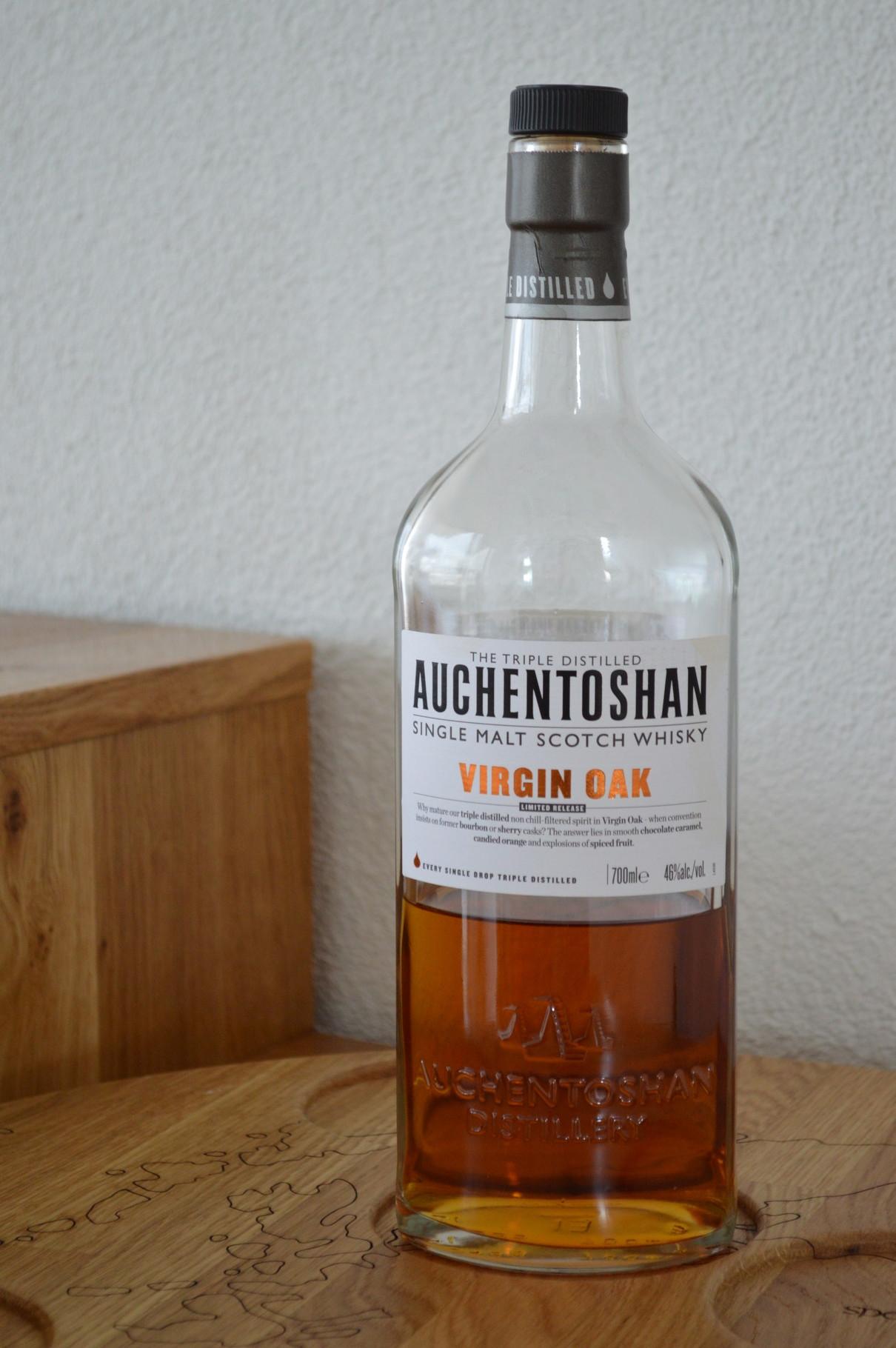 LOWLANDS - Auchentoshan* - Bottler: Original - 70cl - 46% - Virgin Oak