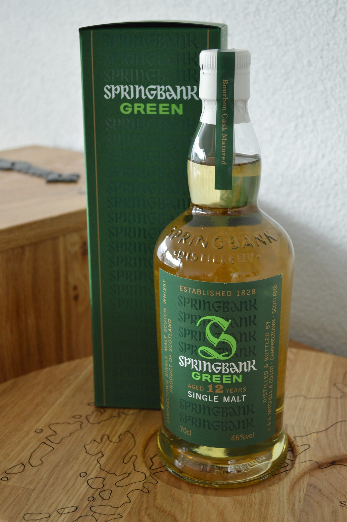 CAMPBELTOWN - Springbank* - Age: 12 years - Bottler: Original - 70cl - 46% - Green