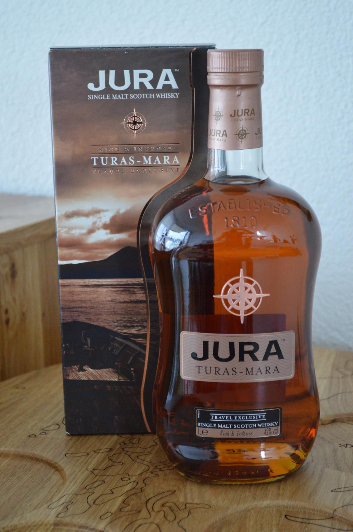 ISLANDS - Jura* - Bottler: Original - 100cl - 42% - Turas Mara