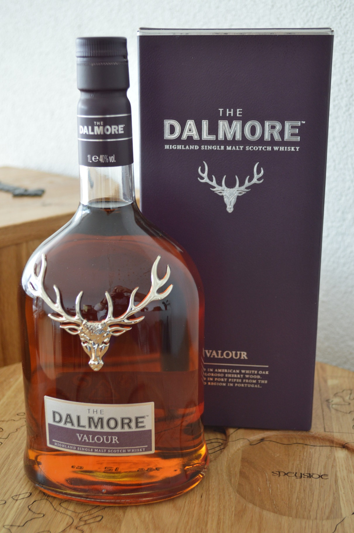 HIGHLANDS - Dalmore* - Bottler: Original - 100cl - 40% - Valour